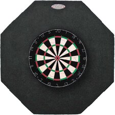 "Original 36"" Octagonal Backboards in Black"