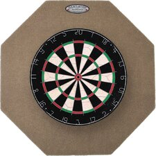 "<strong>Dart-Stop</strong> Pro Series 29"" Octagonal Backboard in Tan"