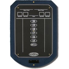 Indigo ScoreStation with Matte Black Chalk Surface