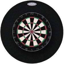 "Pro Series 29"" Round Backboard in Black"