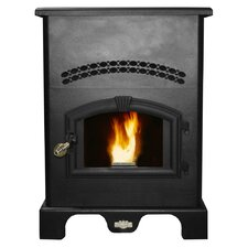 King Pellet Burner with Ignitor