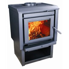 Gold 400 1,200 Square Foot Wood Stove