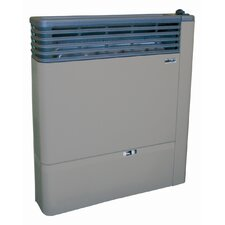 13,000 BTU Natural Gas Wall Space Heater