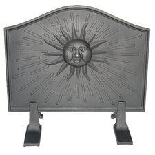 Sun Cast Iron Fireback