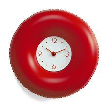 Salvatempo Vinyl Wall Clock