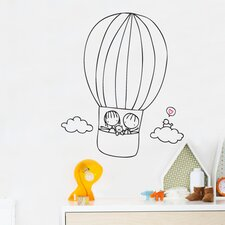 Piccolo Off We Go Wall Decal