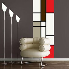 Unik Mondrian Wall Decal