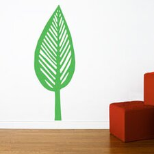 Spot Cypress Tree Wall Decal