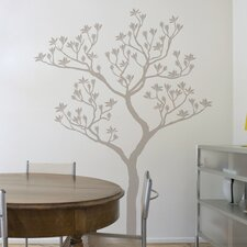 XXL Romantic Tree Wall Sticker