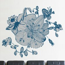 XXL Blossoms Wall Sticker