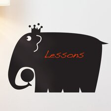 <strong>ADZif</strong> Memo Elephant Wall Decal