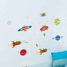<strong>ADZif</strong> Piccolo Exploring Space Wall Decal