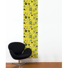 Unik Yellow Reykjavik Wall Decal
