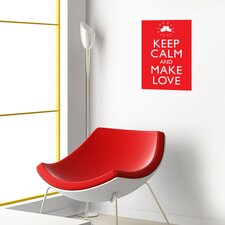 Blabla Make Love Wall Sticker