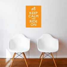 Blabla Ride on Wall Stickers