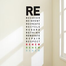 BlaBla Renew Wall Decal