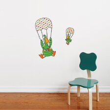 Ludo Way Up High Wall Decal