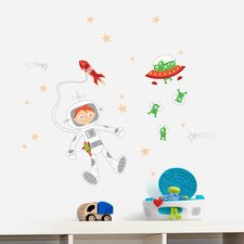 <strong>ADZif</strong> Piccolo Journey into Space Wall Decal