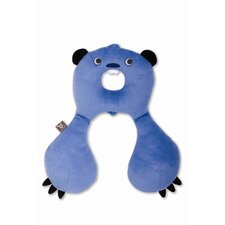 Travel Friends Head/Neck Support: 4-8 yrs old - BEAVER