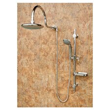 <strong>Pulse Showerspas</strong> Aqua Rain Diverter Complete Shower System