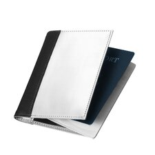 RFID Blocking Leather Passport Sleeve