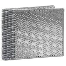 RFID Blocking Texture Bill Fold Wallet