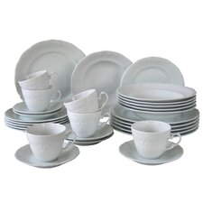 Frederike 30 Piece Dinner Set
