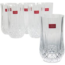 Longchamp Long Drink Glass (Set of 6)