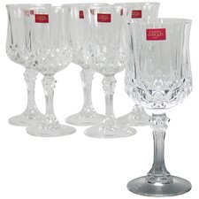 Longchamp Red Wine Glass (Set of 6)