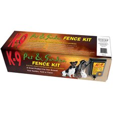 K-9 Pet/Garden Fence