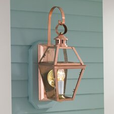 Old Colony 1 Light Outdoor Wall Lantern