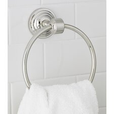 "<strong>Norwell Lighting</strong> Emily 7.25"" Towel Ring"