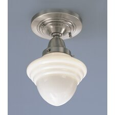 Bradford 1 Light Semi Flush Mount