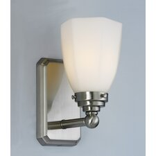 <strong>Norwell Lighting</strong> Williams 1 Light Wall Sconce