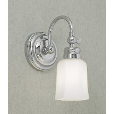 <strong>Norwell Lighting</strong> Emily 1 Light Wall Sconce