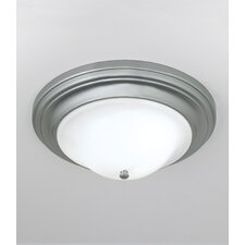 Emily 2 Light Flush Mount