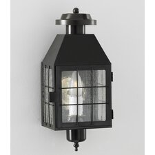American Heritage 1 Light Outdoor Wall Lantern