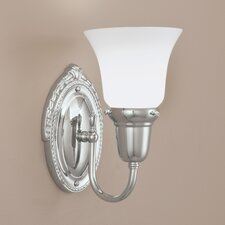 Ivy 1 Light Wall Sconce