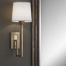 <strong>Norwell Lighting</strong> Maya 1 Light Wall Sconce