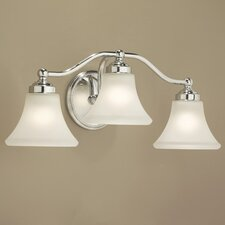 <strong>Norwell Lighting</strong> Soleil 3 Light Bath Vanity Light