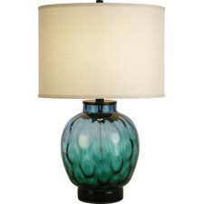 "Panacea 27.5"" H Textured Table Lamp"
