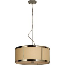 <strong>Trend Lighting Corp.</strong> Butler Drum Foyer Pendant