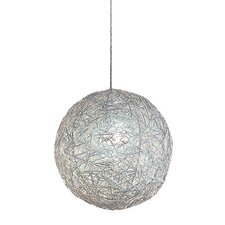 Distratto 1 Light Globe Pendant