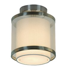 <strong>Trend Lighting Corp.</strong> Lux 1 Light Semi Flush Mount