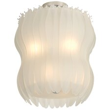 Aphrodite II 8 Light Semi Flush Mount