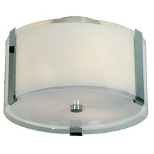 <strong>Trend Lighting Corp.</strong> Apollo 2 Light Semi Flush Mount