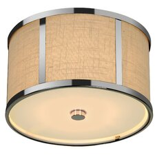 <strong>Trend Lighting Corp.</strong> Butler 2 Light Flush Mount