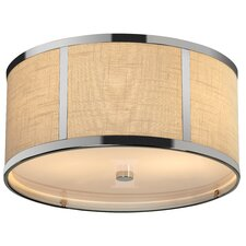 <strong>Trend Lighting Corp.</strong> Butler Medium Flush Mount