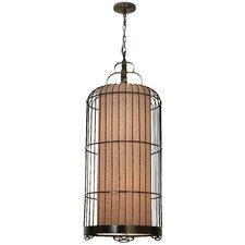 <strong>Trend Lighting Corp.</strong> Nightingale 2 Light Large Foyer Pendant
