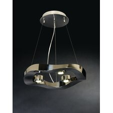 <strong>Trend Lighting Corp.</strong> Halo 3 Light Small Pendant
